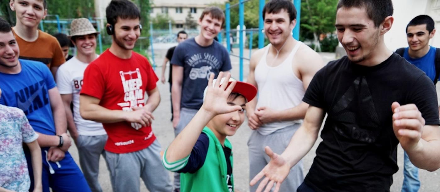 Youth of Mahachkala