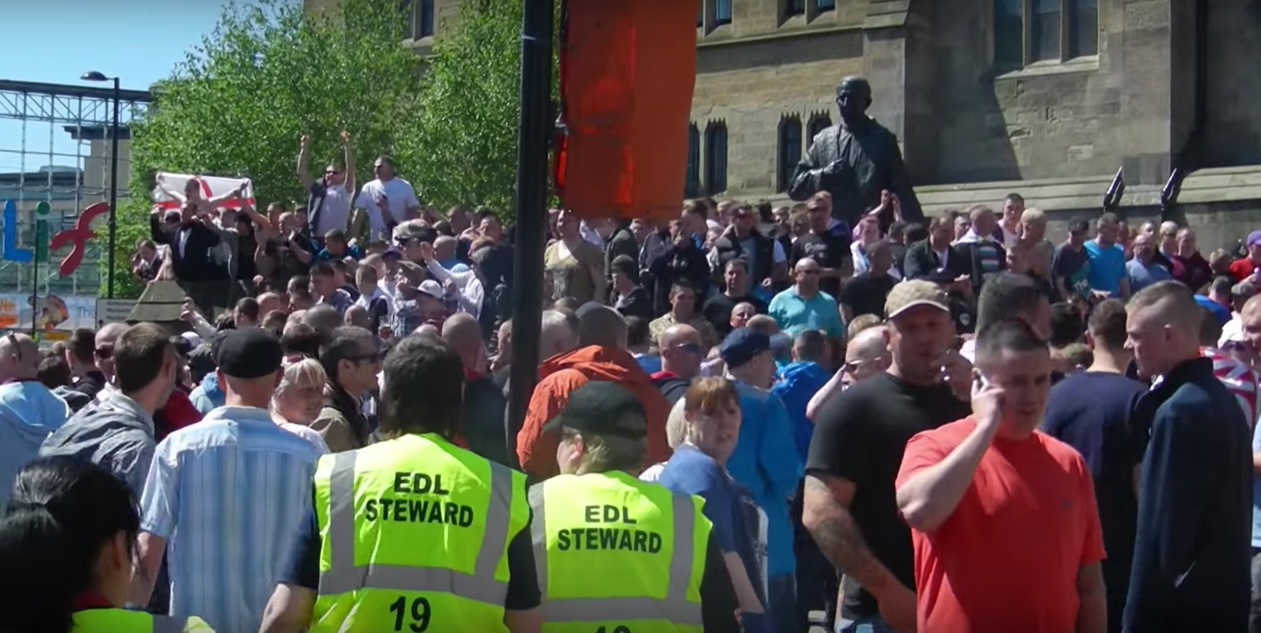 Loud and Proud. Listening to the English Defence League